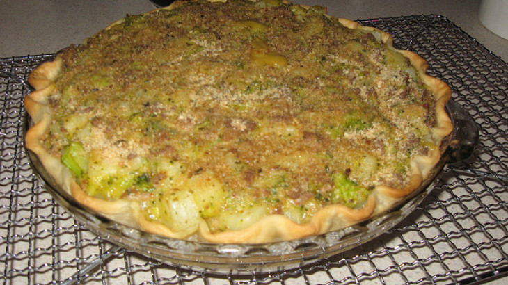 Best Ever Broccoli Cheese Casserole Bake