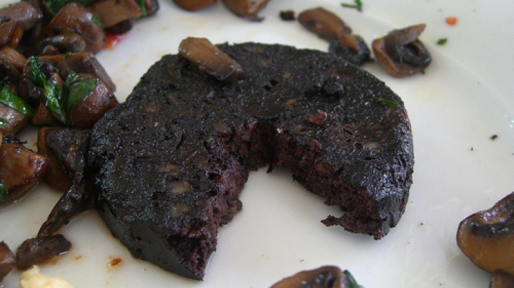Black Pudding (Vegan)