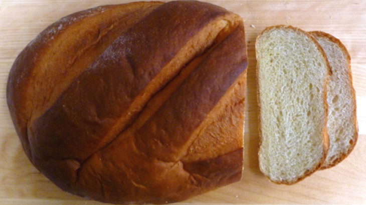 Bread Baking: Yogurt and Honey Bread