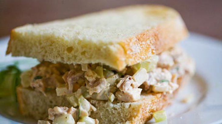 Chipotle Turkey Salad