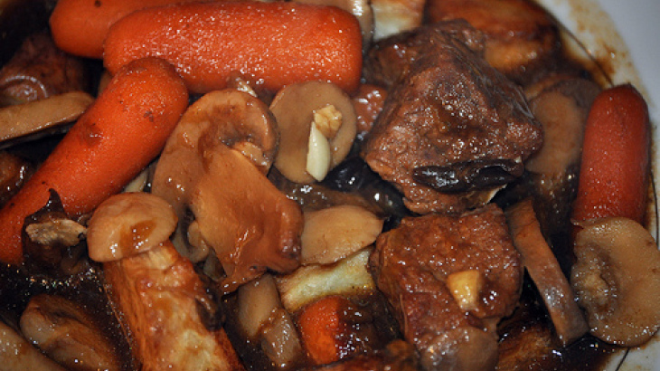 Crock Pot Irish Stew (Dublin Coddle).