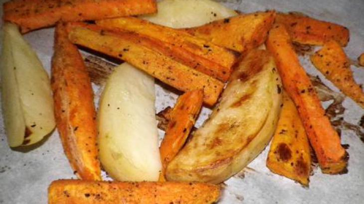 Cumin Spiced Oven Fries