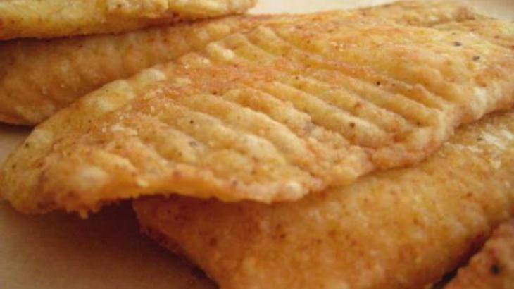 Calories in deep fried fish for Carbs in fried fish