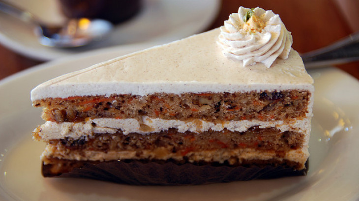 Easy Nova Scotia Carrot Cake