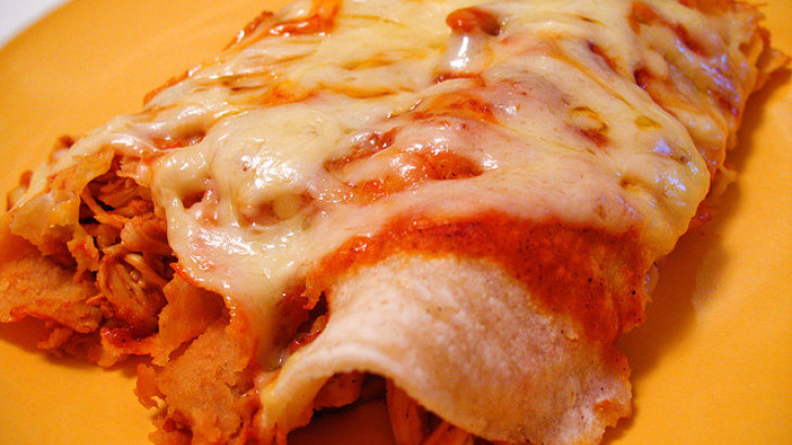 Enticing Enchiladas