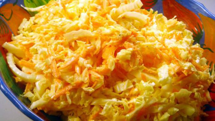 Excellent, Easy Coleslaw