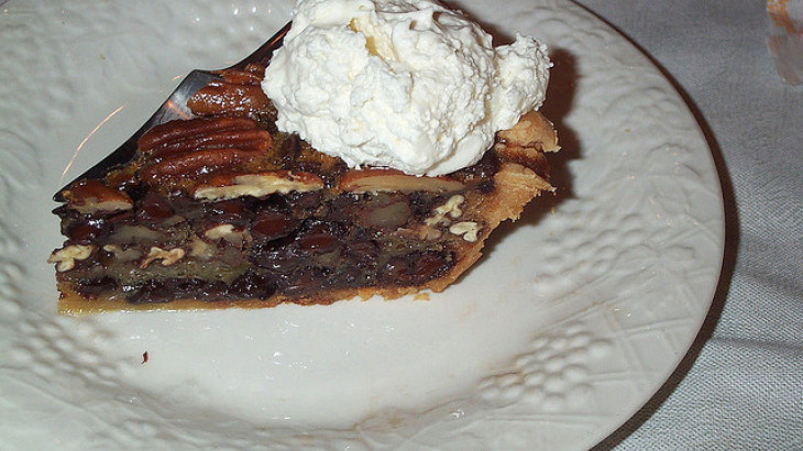 Ghirardelli Chocolate Pecan Pie