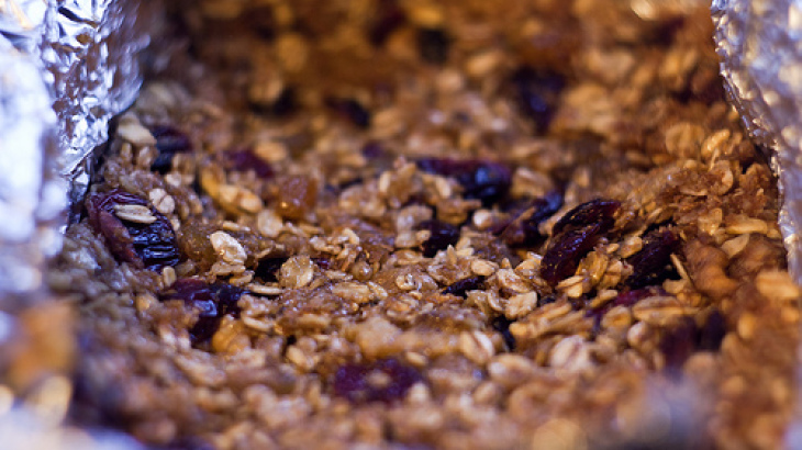 Granola Bars (High Protein)