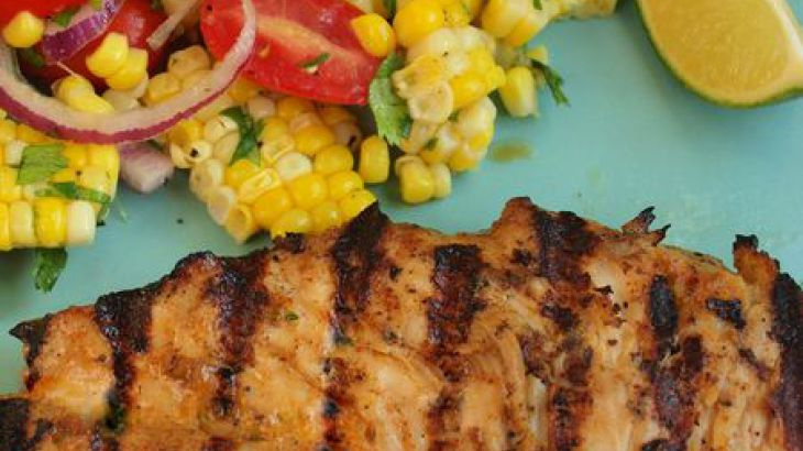 Căn Nhà Xinh: Grilled Tequila Lime Chicken