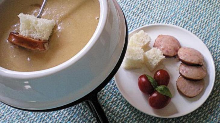 Hillshire Farm Autumn Country Fondue