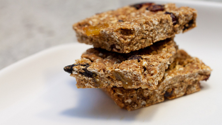 Homemade Fiber One Bars