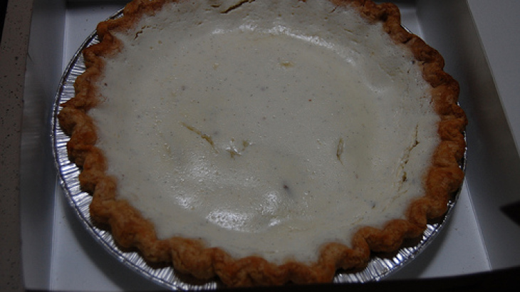 Indiana Sugar Pie..