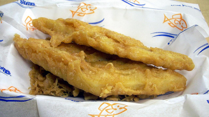 Long John Silver's Fish Batter