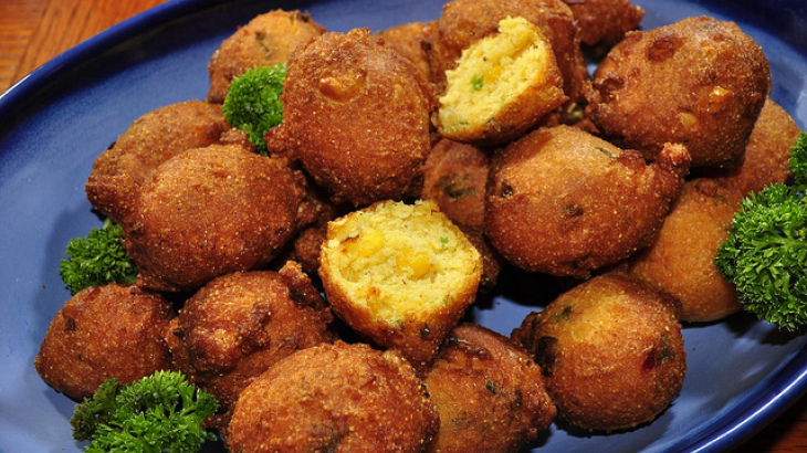 Long John Silvers Hush Puppies