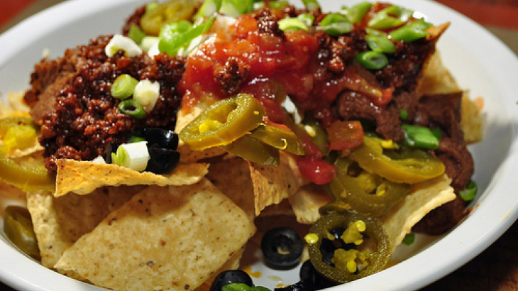 Mexican Bean Dip