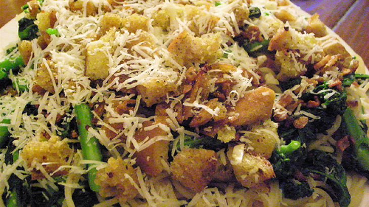 Mindy's Golden Crumb Broccoli