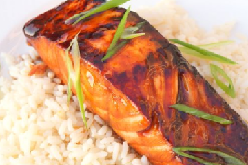 Easy and Delicious Mirin Glazed Salmon Recipe by Makeeze Recipes