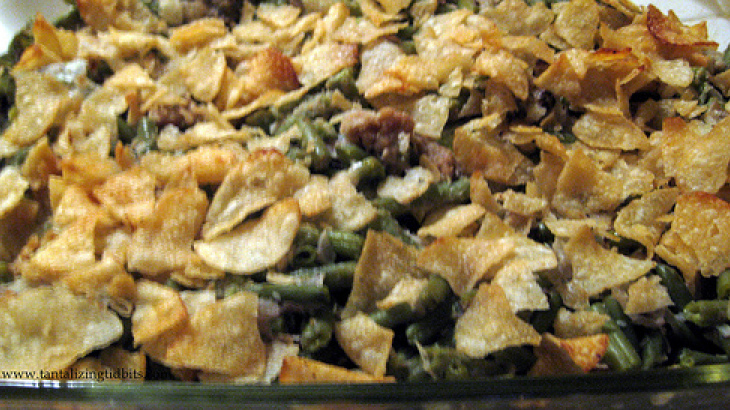 Mixed Bean Casserole