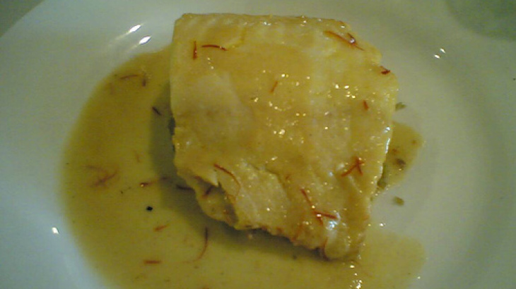 Pan Fried Haddock With Lemon Herb Sauce