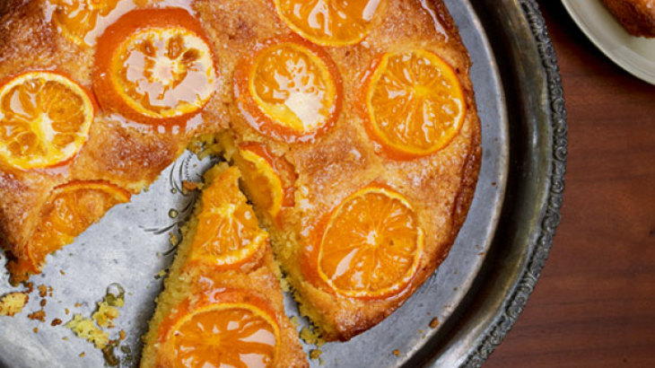 Satsuma Orange Cake Recipe