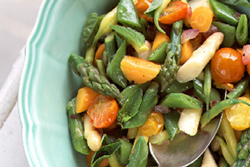 Easy and Delicious Sauteed Spring Vegetables Recipe by Makeeze Recipes