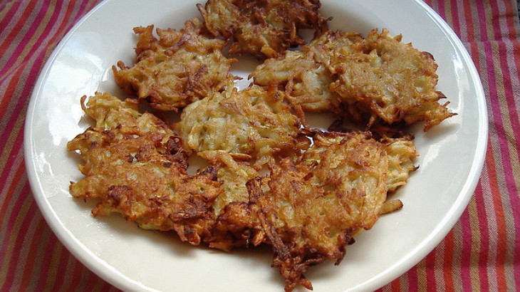Sherby's Southern Fried Squash Patties