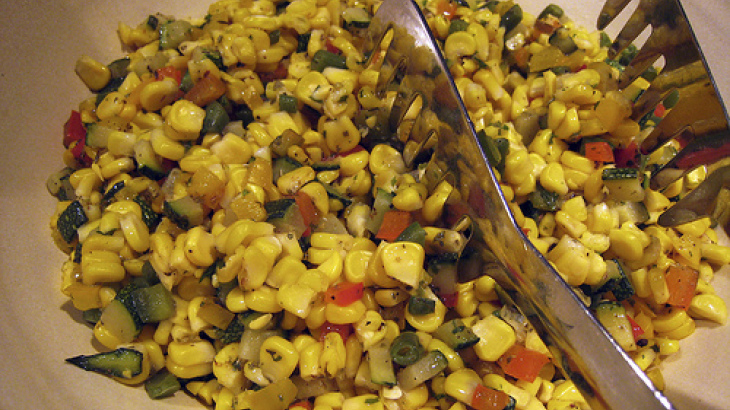Southwestern Succotash
