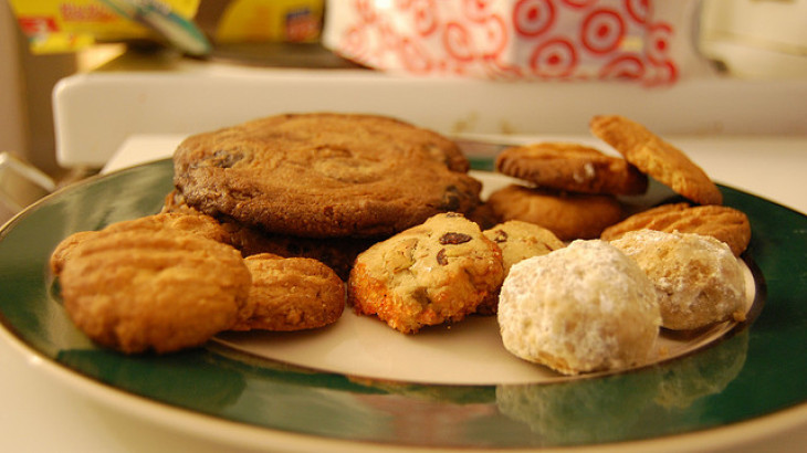 Swedish Icebox Cookies