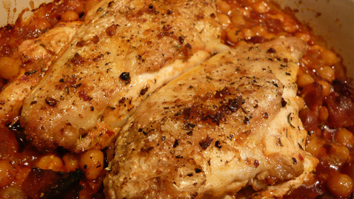 Swiss Chicken Breast