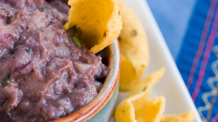 Tex-Mex Black Bean Dip