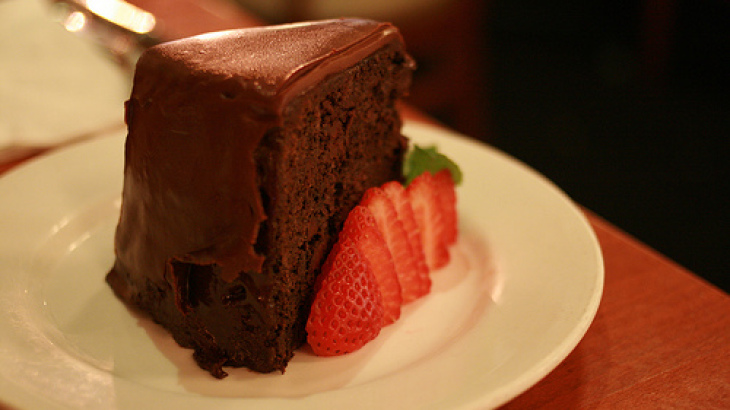 The Best Chocolate Cake!