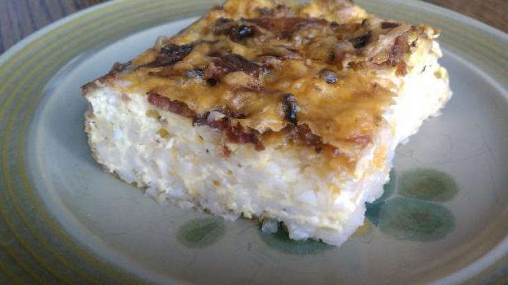 The Best Hash Brown Casserole