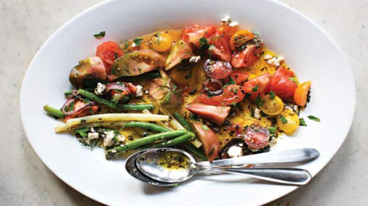 Tomato and Green Bean Salad Recipe