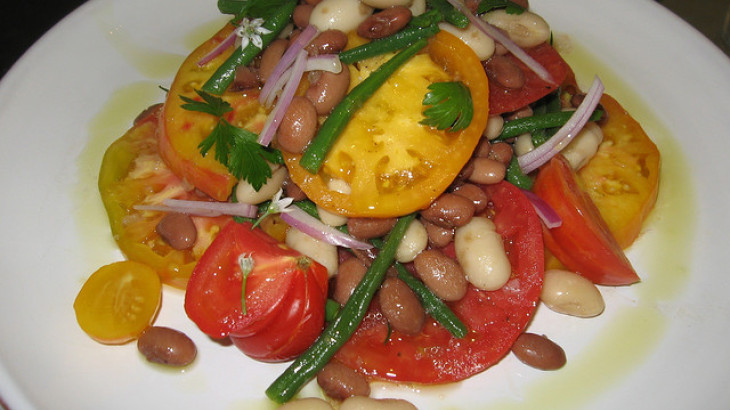 Vera's Three Bean Salad