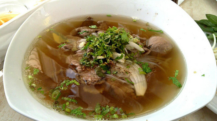 Vietnamese Fisherman's Soup